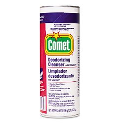 Comet Cleanser with Chlorinol Powder 21oz. Canister Carton of 24 (PAG32987CT)