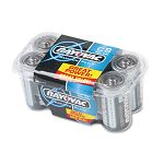 Maximum Plus Alkaline Batteries C Pack of 8 (RAY8148RVPD)