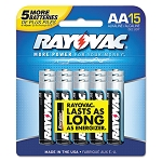 Ultra Pro Alkaline Batteries AA Pack of 12 (RAY81512BT3TE)