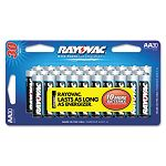 Alkaline Batteries AAA Value Pack 24+6 Free Pack of 30 (RAY81530CTF2)