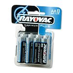 Maximum Plus Alkaline Batteries AA Pack of 8 (RAY8158C)