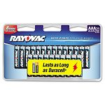 Alkaline Batteries AAA Pack of 24 (RAY82424B6TD)