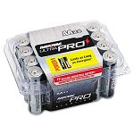 Industrial PLUS Alkaline Batteries AA Pack of 24 (RAYALAA24)