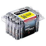Ultra Pro Alkaline Batteries AAA Pack of 24 (RAYALAAA24)