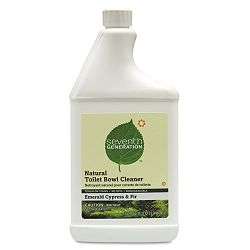 Natural Toilet Bowl Cleaner 32 oz. Bottle (SEV22704)