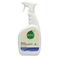 Free & Clear Natural All Purpose Cleaner 32 oz. Spray (SEV22719)
