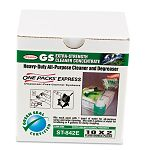 GS Extra-Strength Cleaner Concentrate 2 oz. Packets Box of 10 (STNST0842EST)