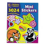 Sticker Book Mini Size Pack of 3024 (TCR4228)