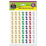 Sticker Valu-Pak Foil Stars Pack of 686 (TCR6644)