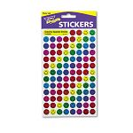 SuperSpots & SuperShapes Sticker Variety Packs Sparkle Smiles Pack of 1300 (TEPT46909MP)