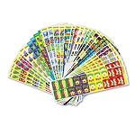 Applause Stickers Variety Pack Great Rewards Pack of 700 (TEPT47910)