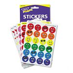 Stinky Stickers Variety Pack Smiles & Stars Pack of 648 (TEPT83905)