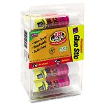 Clear Application Permanent Glue Stics .26 oz Stick Pack of 18 (AVE98089)