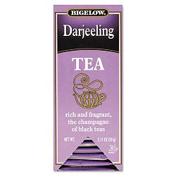 Single Flavor Tea Darjeeling 28 BagsBox (BTC00349)