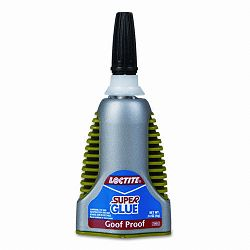 Goof-Proof Super Glue Liquid .14 oz (LOC1363582)