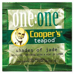 Tea Pods Shade of Jade (Green Tea) Box of 18 (MLA75301)