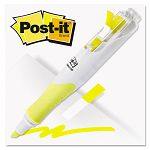 Highlighter with Page Flags Yellow & 50 Flags; Pack of 3 (MMM690HL3Y)