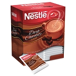Instant Hot Cocoa Mix Dark Chocolate 0.71oz Box of 50 (NES70060)