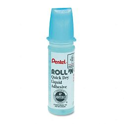 Roll'n Glue Liquid Adhesive 1.01 oz Liquid (PENER101)