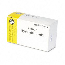 Eye Patch 2 x 3 4 PatchesBox (ACM51015)
