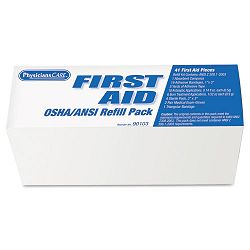 ANSIOSHA First Aid Refill Pack 50 Pieces (ACM90103)
