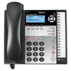 1040 Corded Four-Line Expandable Telephone (ATT1040)