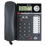 993 Two-Line Corded Speakerphone with Caller ID (ATT993)