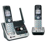 TL92270 DECT 6.0 Dual Handset System with Bluetooth and Answering Machine (ATTTL92270)
