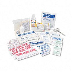 First Aid Kit for Up to 25 People Refill Kit (FAO223REFILL)
