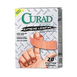 "Extreme Length Bandages 14"" x 4-34"" Box of 20 (MIICUR01101)"