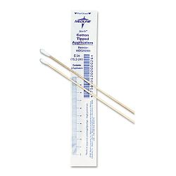"Cotton-Tipped Applicators 6"" 100 ApplicatorsBox (MIIMDS202000)"