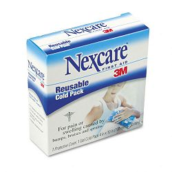 "Nexcare Reusable Cold Pack 4"" x 10"" Box of 1 (MMM2646PEG)"