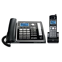 ViSYS 25255RE2 Two-Line CordedCordless Phone System with Answering System (RCA25255RE2)