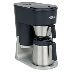 Velocity Brew STX 10-Cup Coffee Brewer Graphite Black (BUNSTX)