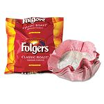 Coffee Filter Packs Classic Roast .9 oz Carton of 40 (FOL06239)