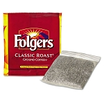 Coffee Filter Packs Regular In-Room Lodging .6 oz. Carton of 200 (FOL06546)
