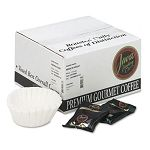 Coffee Portion Packs 1-12 oz Packs French Roast Box of 42 (JAV308042)