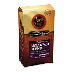 Responsibly Grown 12 oz. Coffee Breakfast Blend Ground (JAV39930126121)