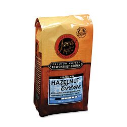 Responsibly Grown 12 oz. Coffee Hazelnut Crème Ground 1 Bag (JAV39970526121)
