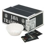 Coffee Portion Packs 1-12 oz Packs Hazelnut Crème Box of 24 (JAV705024)