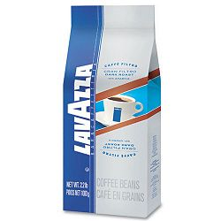 Gran Filtro Dark Italian Roast Coffee Whole Bean 2.2 Lb. Bag (LAV2440)