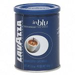 Blue Ground Espresso Coffee 8.8 oz Can (LAV3302)
