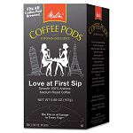 Coffee Pods Love at First Sip (Medium Roast) 18 PodsBox (MLA75415)