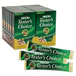 Taster's Choice Stick Pack Decaf Coffee 0.07 oz 72 SticksCarton (NES70821CT)