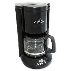 HomeOffice 12-Cup Coffee Maker Black (OGFCP333B)