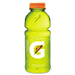 Sports Drink Lemon 20 oz. Plastic Bottles Carton of 24 (PFY30003)