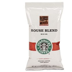Coffee Regular House Blend 2 12 oz Packet Box of 18 (SBK195975)