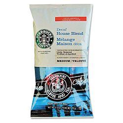 Coffee Decaffeinated House Blend 2 12 oz Packet Box of 18 (SBK195976)