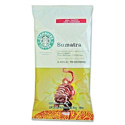 Coffee Sumatra 2 12 oz Packet Box of 18 (SBK195980)
