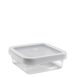 Good Grips LockTop Container Medium Square 3.8 cup WhiteClear (OXO1118180)